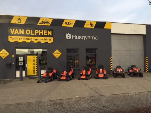 Van Olphen Tuin- & Parkmachines